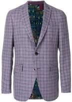 Etro tweed blazer