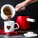 Williams-Sonoma Williams Sonoma Hot Chocolate Pot with Ceramic Insert