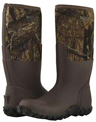 Bogs Madras Camo (Mossy Oak) Men's Boots