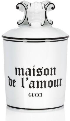 Gucci Freesia Maison De L'Amour candle