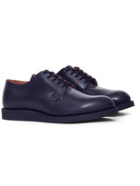 Red Wing Shoes Postman Oxford Leather Black