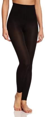 Magic Body Fashion Magic Bodyfashion Women's Lower Body Slimlegging Shapewear Leggings,(Size:XXL)