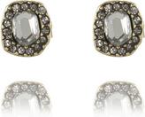 Rebecca Minkoff Mirror Stud Earring