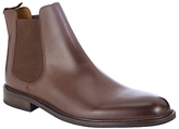 John Lewis Taylor Leather Chelsea Boots, Brown