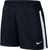 Nike Women's Dri-FIT Academy Mesh Knit Soccer Shorts
