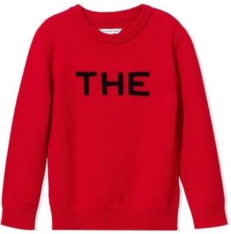 The Marc Jacobs Kids 'The Marc Jacobs' sweatshirt