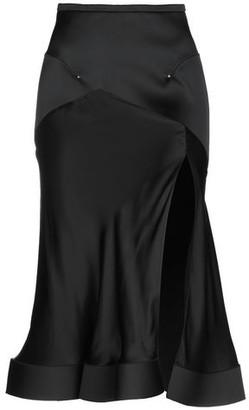 Esteban Cortazar 3/4 length skirt