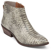 Lucky Brand Jemm Leather Ankle Boots