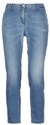 Shaft Denim capris