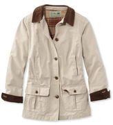 L.L. Bean Adirondack Barn Coat, Flannel-Lined