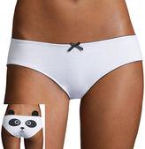 Asstd National Brand Secret Santa 3D Hipster Panties