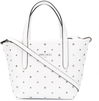 Jimmy Choo mini Sara tote bag