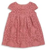 Burberry Baby's & Toddler's Floral Embroidery Dress