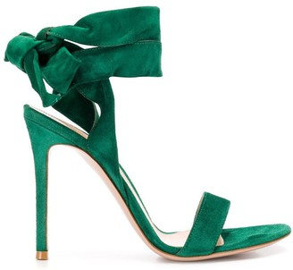 Gianvito Rossi ankle tie sandals