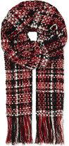 Rag & Bone Linton wool-blend tweed scarf