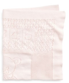 Polo Ralph Lauren Ralph Lauren Baby Boys Bear Pointelle Cotton Blanket