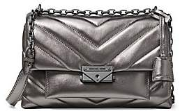 MICHAEL Michael Kors Women's Cece Quilted Leather Crossbody Bag
