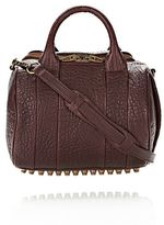 Alexander Wang Rockie Sling In Beet With Antique Brass