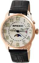 Breed Men's BRD6405 Alton White Watch