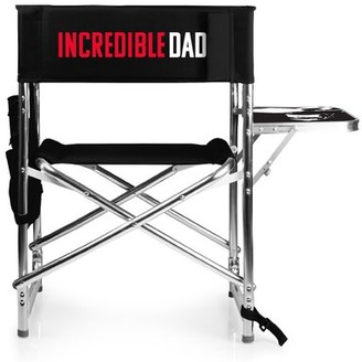 Picnic Time The Incredibles Polyester Folding Chair