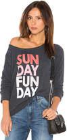 Chaser Sunday Funday Sweatshirt