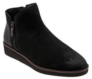 SoftWalk Wesley Booties Women's Shoes