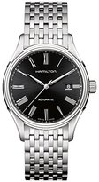 Hamilton Men's H78615135 Timeless Class Analog Display Automatic Self Wind Silver Watch
