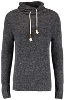 Key Largo VINCE Jumper dark grey melange