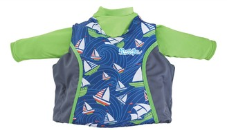 Stearns Original Puddle Jumper 2-in-1 Kids Life Jacket & Rash Guard