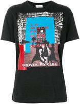 Sonia Rykiel graphic printed T-shirt