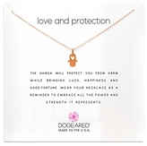 Dogeared Love & Protection Necklace, 16