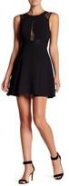 BCBGeneration Sleeveless Fit & Flare Dress