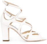 Jimmy Choo Dillan 85 sandals - women - Leather - 36