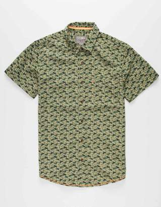 Dcbd Camo Dogs Boys Shirt
