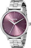 Nixon Women's A0992157 Kensington Stainless Steel Watch