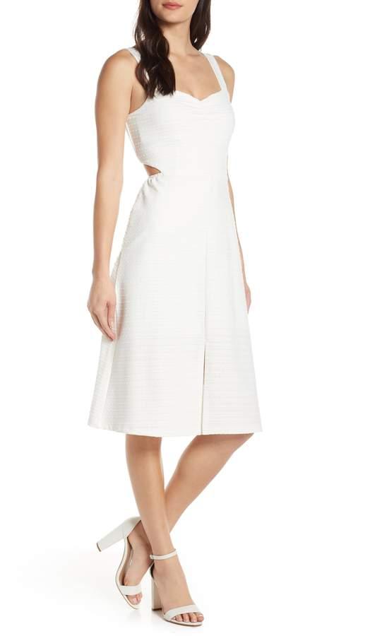 93e0169e6a Fit And Flare Midi Dress - ShopStyle Australia