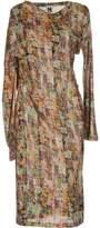 M Missoni Knee-length dresses - Item 34730311