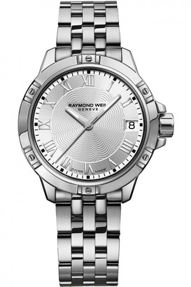 Raymond Weil Ladies Tango Watch 5960-ST-00658