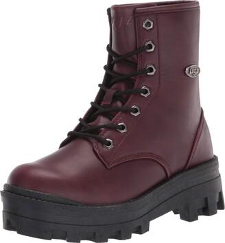 Lugz Women's Dutch Classic 6-inch Chukka Fashion Boot Combat