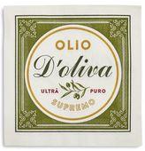 Sur La Table Olio D'Olivia Paper Cocktail Napkins , Set of 20