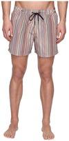 Paul Smith Short Classic Multi Stripe Swimsuit Men's Swimwear