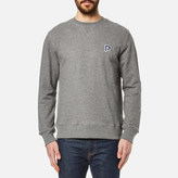 Penfield Men's Redlands Crew Neck Sweatshirt Grey