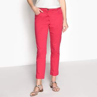 """Anne Weyburn Straight Ankle Grazer Trousers, Length 25"""""""