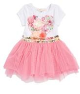 Baby Sara Infant Girl's Tulle Dress