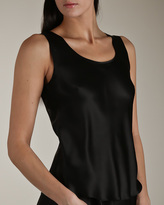 Patricia Fieldwalker Tailored Scoop Neck Tank