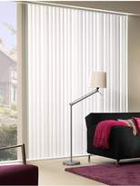 Very Made to Measure Fabric Vertical Blinds - Ivory