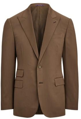 Ralph Lauren Handmade Gabardine Sport Coat