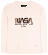 Coach Space embroidered cotton sweatshirt