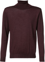 Eleventy roll neck jumper