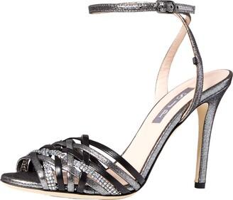 Sarah Jessica Parker Women's Maud Multi Strap Dress Sandal